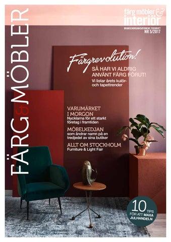 3facb823eca Färg Möbler & Interiör november 2017 by Format Publishing - issuu