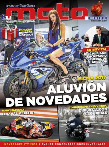 ff3117a17ce Revista tumoto 58 by Revista Tu moto - issuu