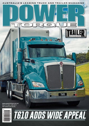 PowerTorque Issue 74 DEC/JAN 2017 by Motoring Matters