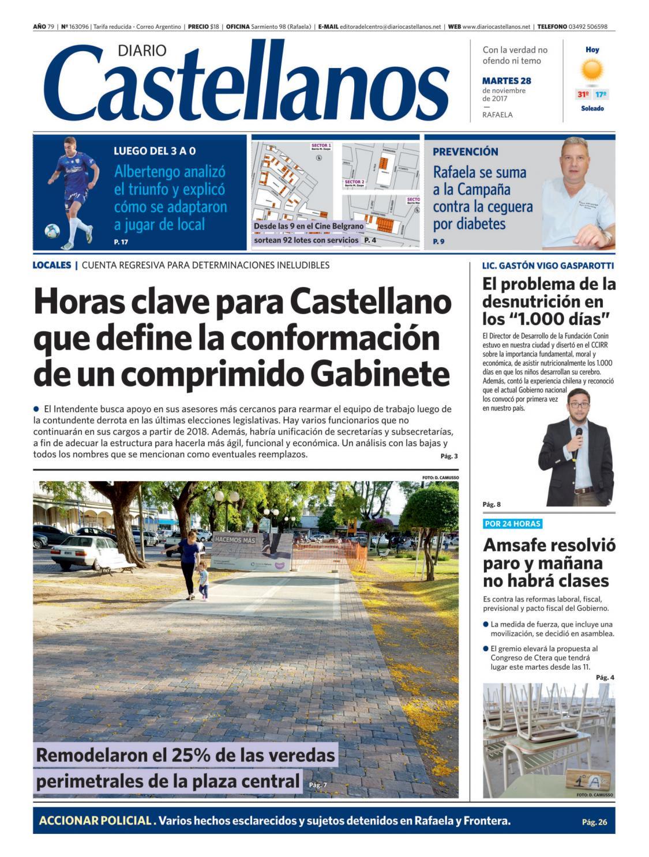 a08d191da Diario Castellanos 28 11 by Diario Castellanos - issuu