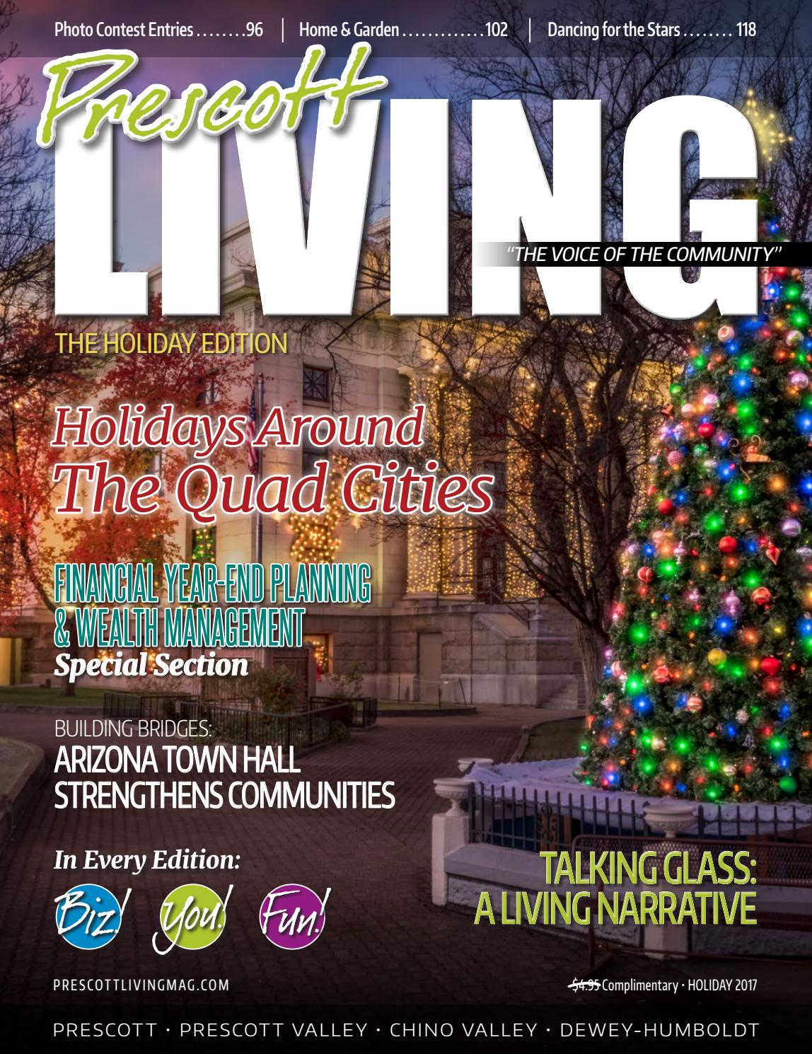 Prescott Living Magazine By Rox Media Group Issuu Led Color Organ Triple Deluxe Construction Circuit