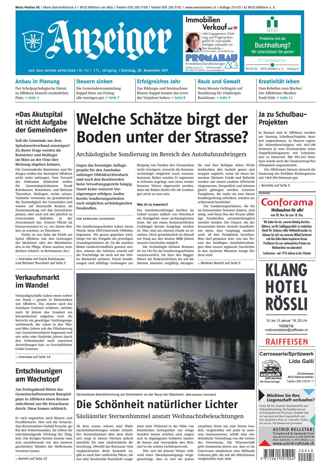 092 2017 by AZ-Anzeiger - issuu