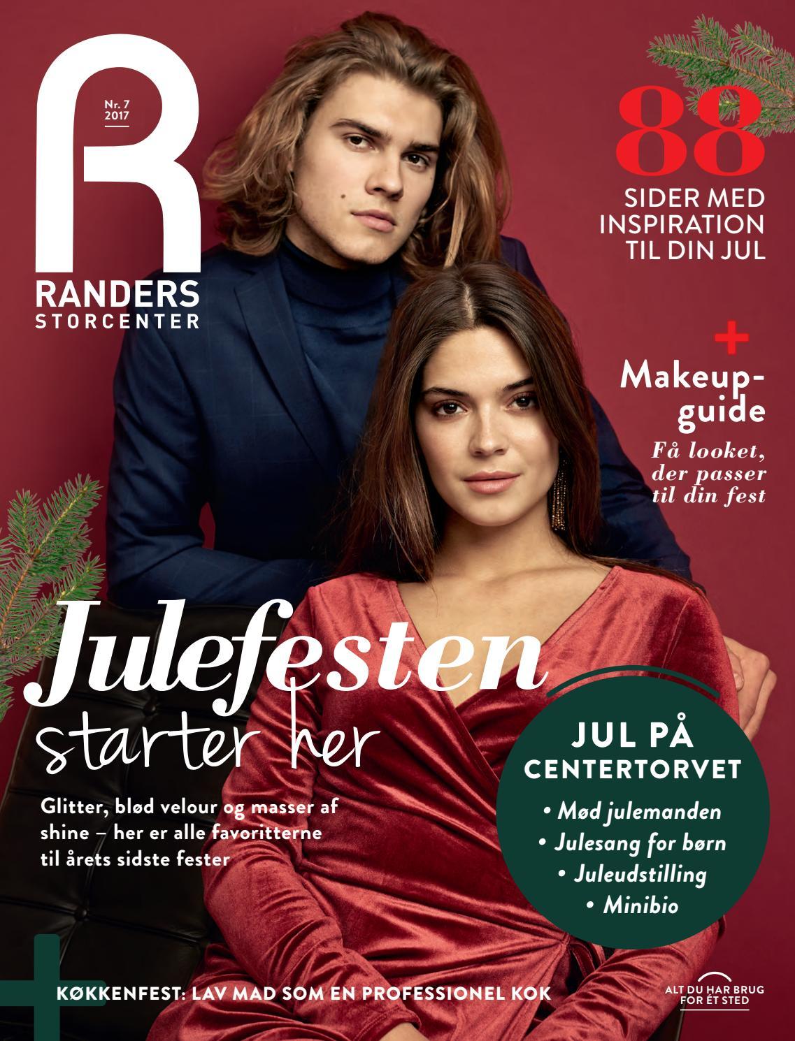 cfafc0dc6e2 Randers Storcenter: Jule Magasin nr. 2 2017 by Randers Storcenter - issuu