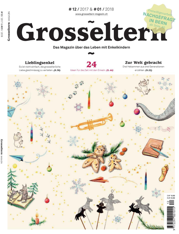 Grosseltern 12 2017 by Grosseltern-Magazin - issuu