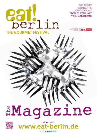 eat! berlin the gourmet festival – the magazin 2018 by mattheis ...