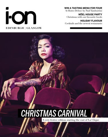 40b2592a44d i-on magazine | December 2017 by i-on Edinburgh - issuu