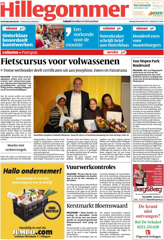 0dccf58c9eb Hg week 48 17 by Uitgeverij Verhagen - issuu