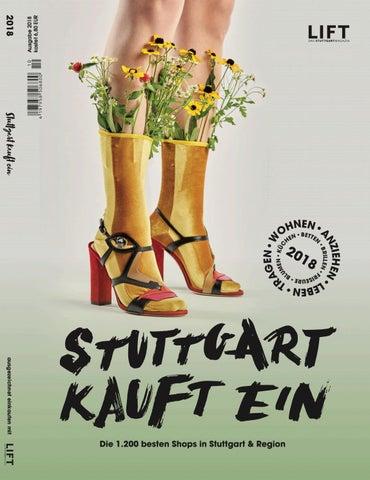c77c17310fff45 Stuttgart kauf ein - 2018    Leseprobe by LIFT Das Stuttgartmagazin ...