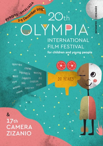 20th Olympia International Film Festival   Catalogue by Nikos ... 94a653c45c3
