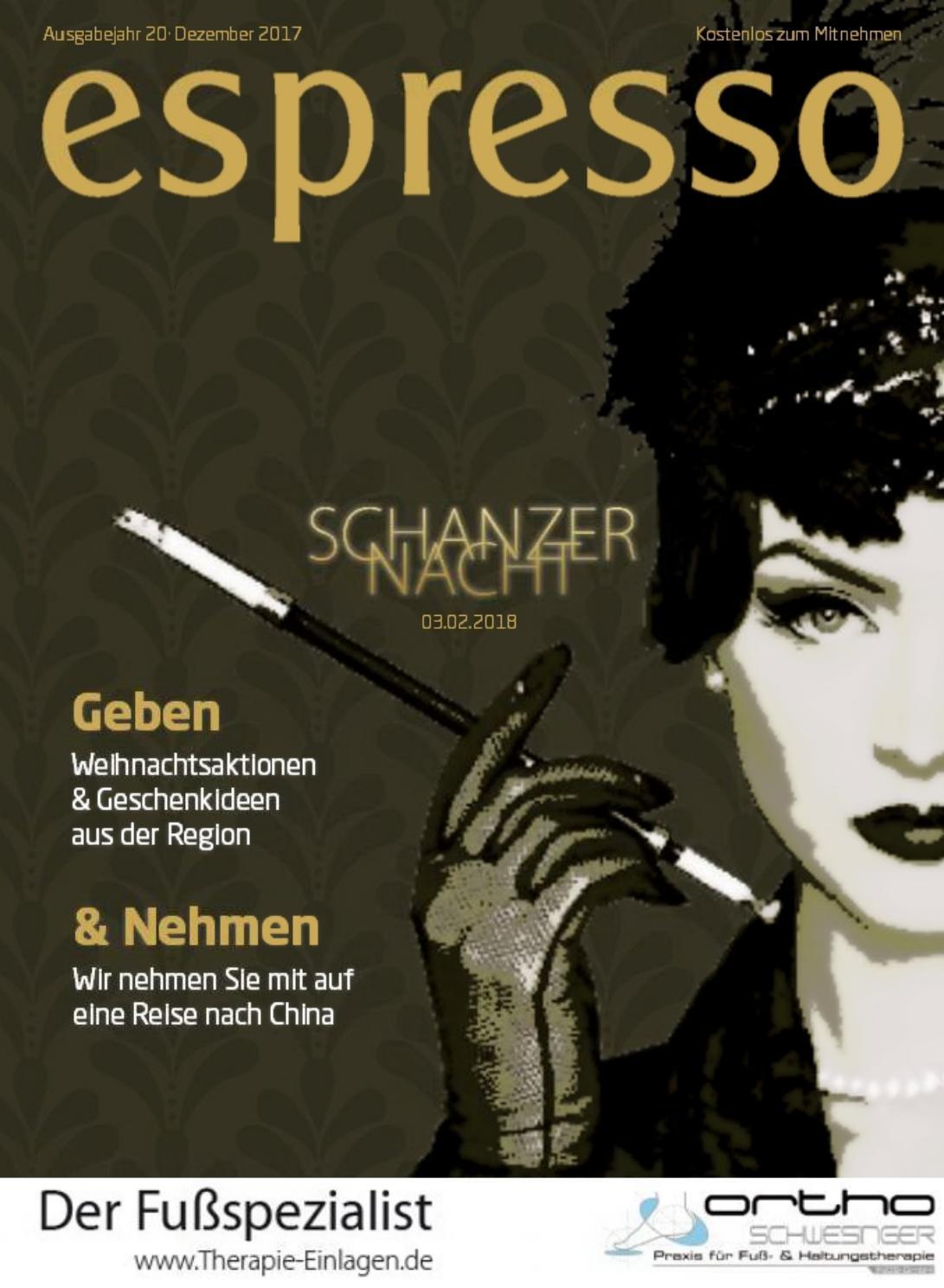espresso Magazin Dezember 2017 by espresso Magazin - issuu