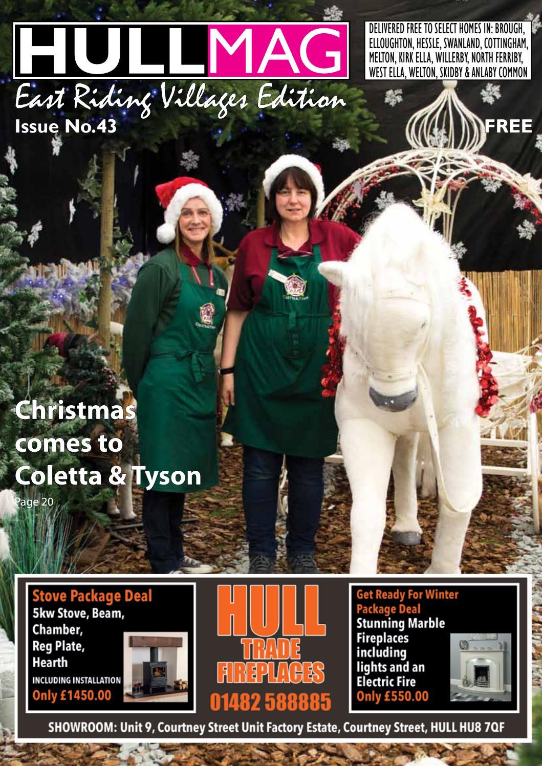 Hullmag Issue No 43 November 2017 By Nic Gough Issuu