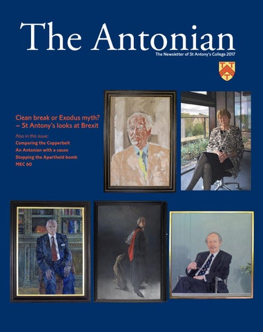 the antonian newsletter 2017 by st antonys college issuu