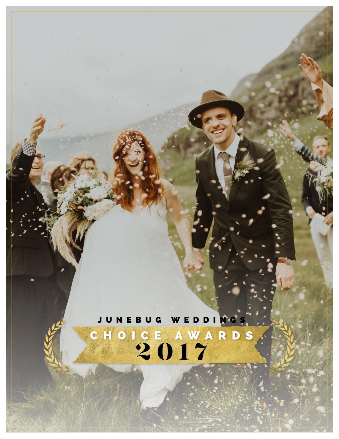 2017 Choice Awards by Junebug Weddings by Junebug Weddings - issuu