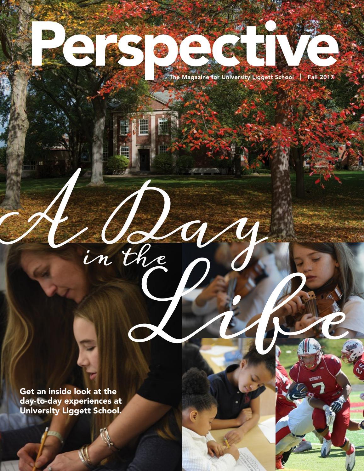 ULS Perspective Fall 2017|Web|11272017 by University Liggett School ...