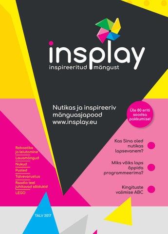 14fd3df899c Insplay talvepakkumised 2017 by Insplay - issuu