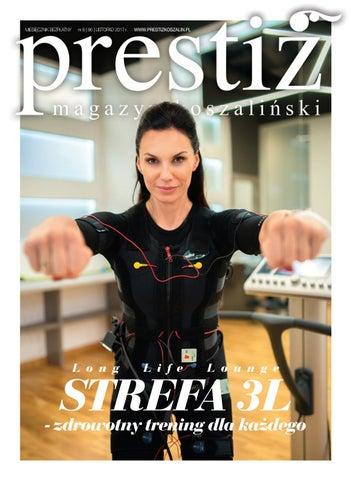 97c61b2471 Prestiż Magazyn Koszaliński wydanie 08 85 Listopad 2017 by Prestiż ...