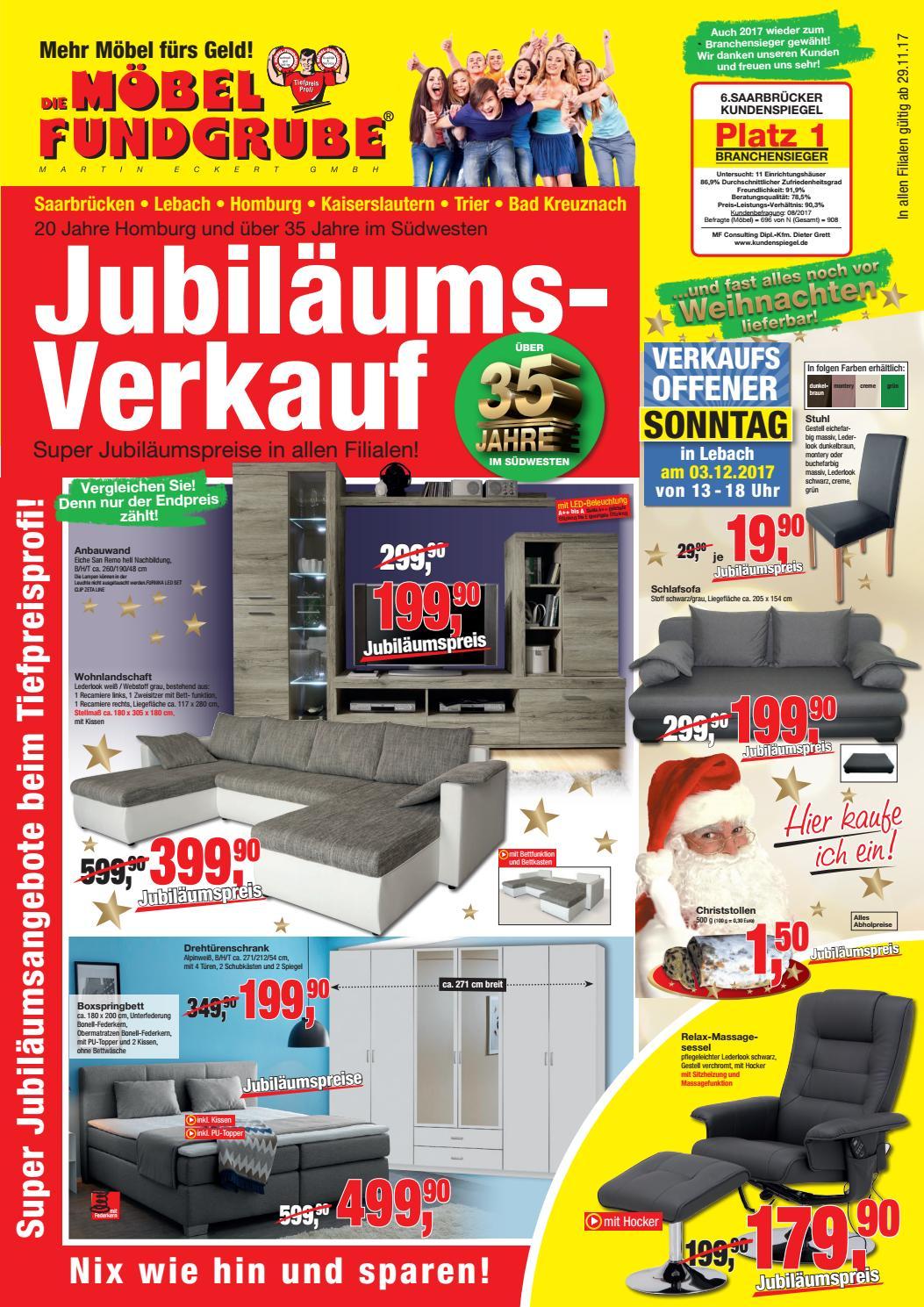 m bel fundgrube prospekt kw 48 by die m belfundgrube martin eckert gmbh issuu. Black Bedroom Furniture Sets. Home Design Ideas