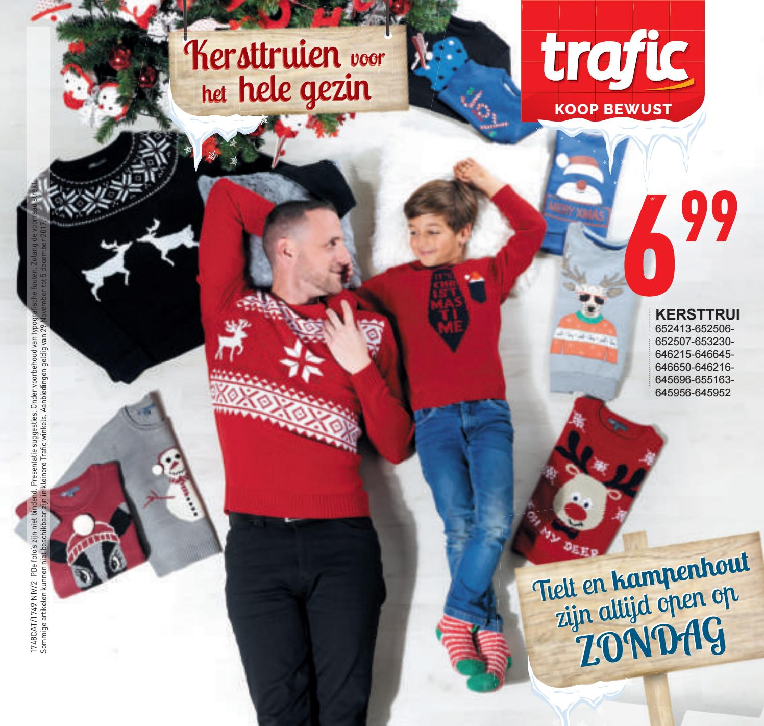 Kersttrui Gezin.Catalogue Semaine 48 Nl Compressed By Trafic Issuu