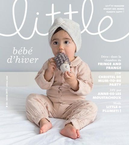 2d7dc23e5c380 Little 23 Bébé d hiver - VIP by LITTLE Magazine - issuu