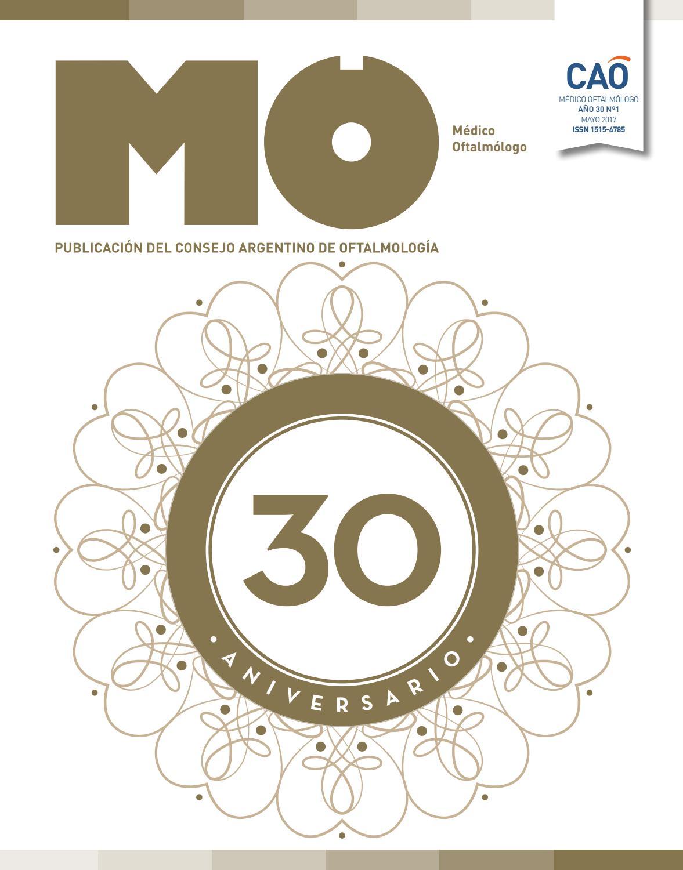 Revista Mo 201701 Mayo 2017 By Consejo Argentino De Oftalmología