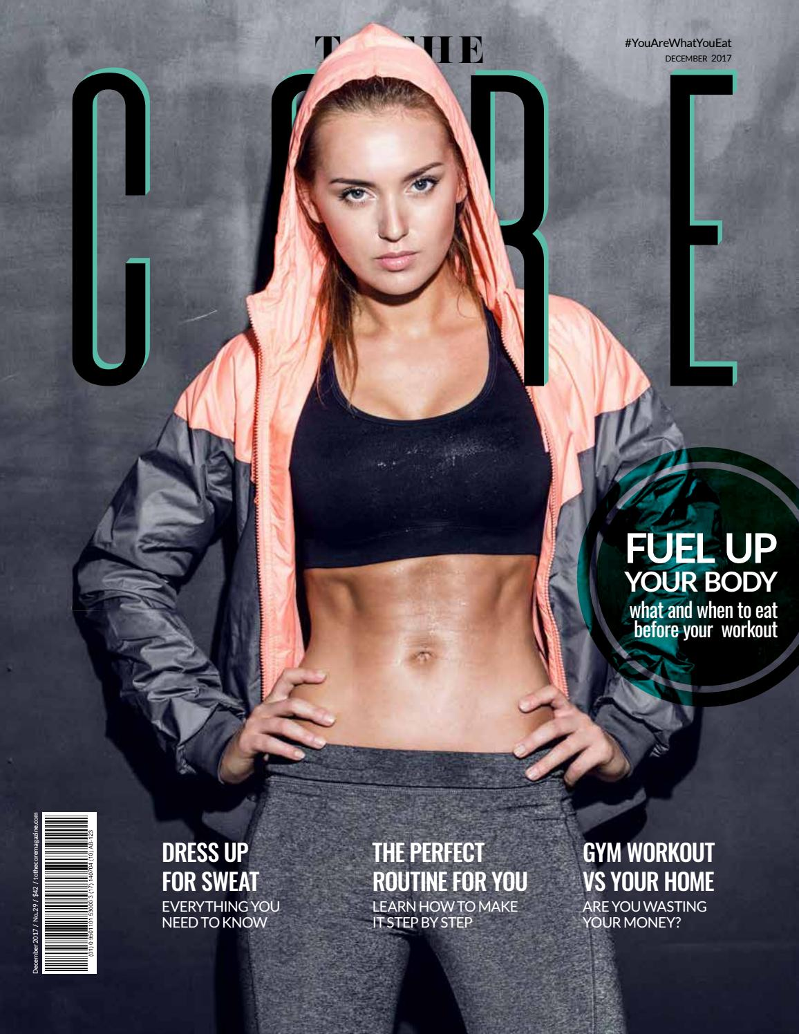 To The Core Magazine By Fernanda Rojas Issuu 10 Minute Cardio Workout Strength Circuit With Step Ups Builtlean