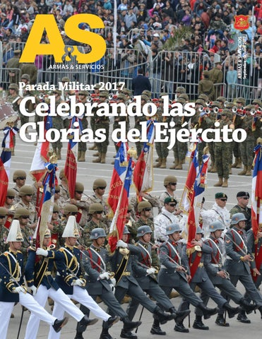 Revista armas servicios n 19 by ej rcito de chile issuu for Revistas del espectaculo argentino