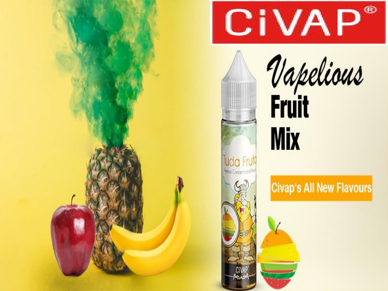 Buy All Flavors E-Liquid in Europe – CiVAP by civapeurope - issuu
