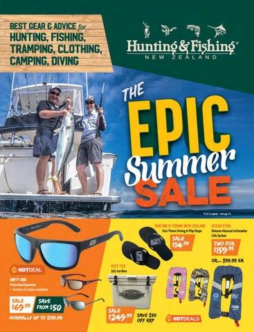 b9f49437e4ebb Hunting & Fishing New Zealand Summer Flyer 2017