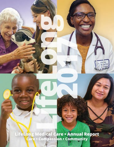 LifeLong Medical Care by LifeLong Medical Care - issuu