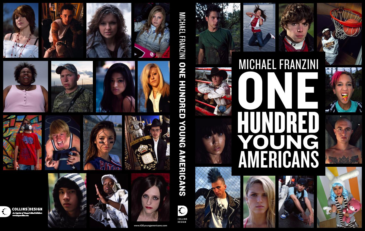 One Hundred Young Americans by Michael Franzini by michael ...