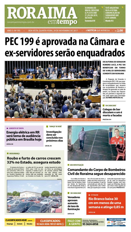 43183d3c763 Jornal roraima em tempo – edição 795 by RoraimaEmTempo - issuu