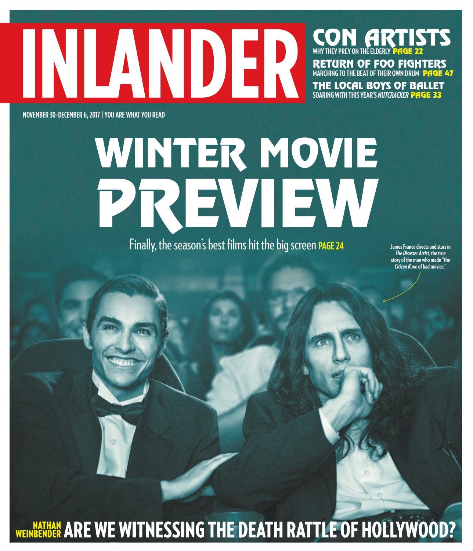 Inlander 11/30/2017 by The Inlander - issuu
