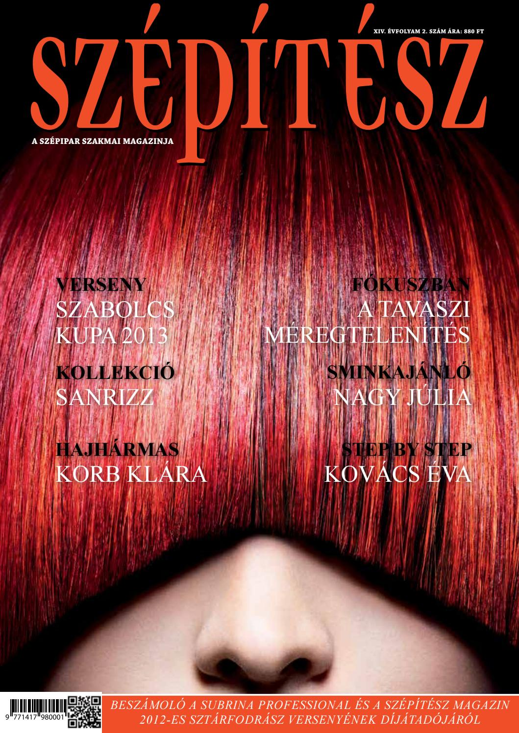 Szepitesz April Online by oscarbeaty - issuu 8dd238a7be