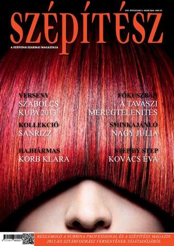 Szepitesz April Online by oscarbeaty - issuu ed7af50fe3