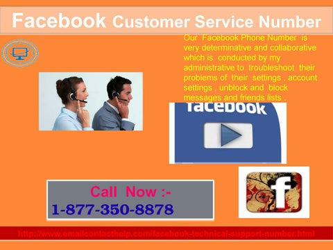 Acquire Facebook Customer Service Number To Hide Your FB's