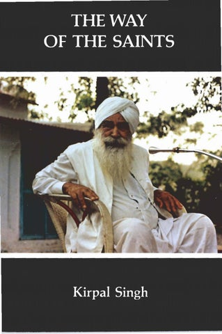 Helping Factors In Your Spiritual Growth: A Satsang on The Teachings of Kirpal Singh