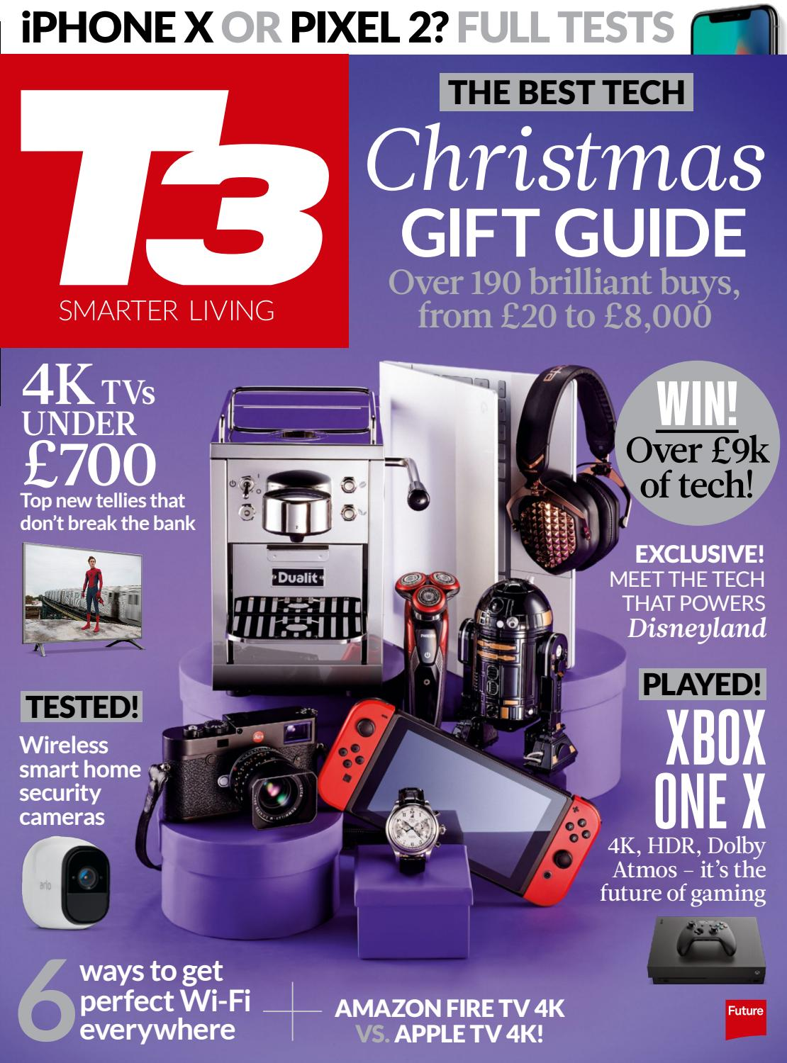 T3 Uk December 2017 By Jay Banzai Issuu Streamer With 3x Airplay Ce Pro On Installing Outdoor Wiring Speakers