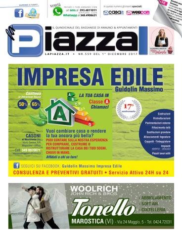 super popular ddb37 fca54 la Piazza Bassano 559 by la Piazza di Cavazzin Daniele - issuu