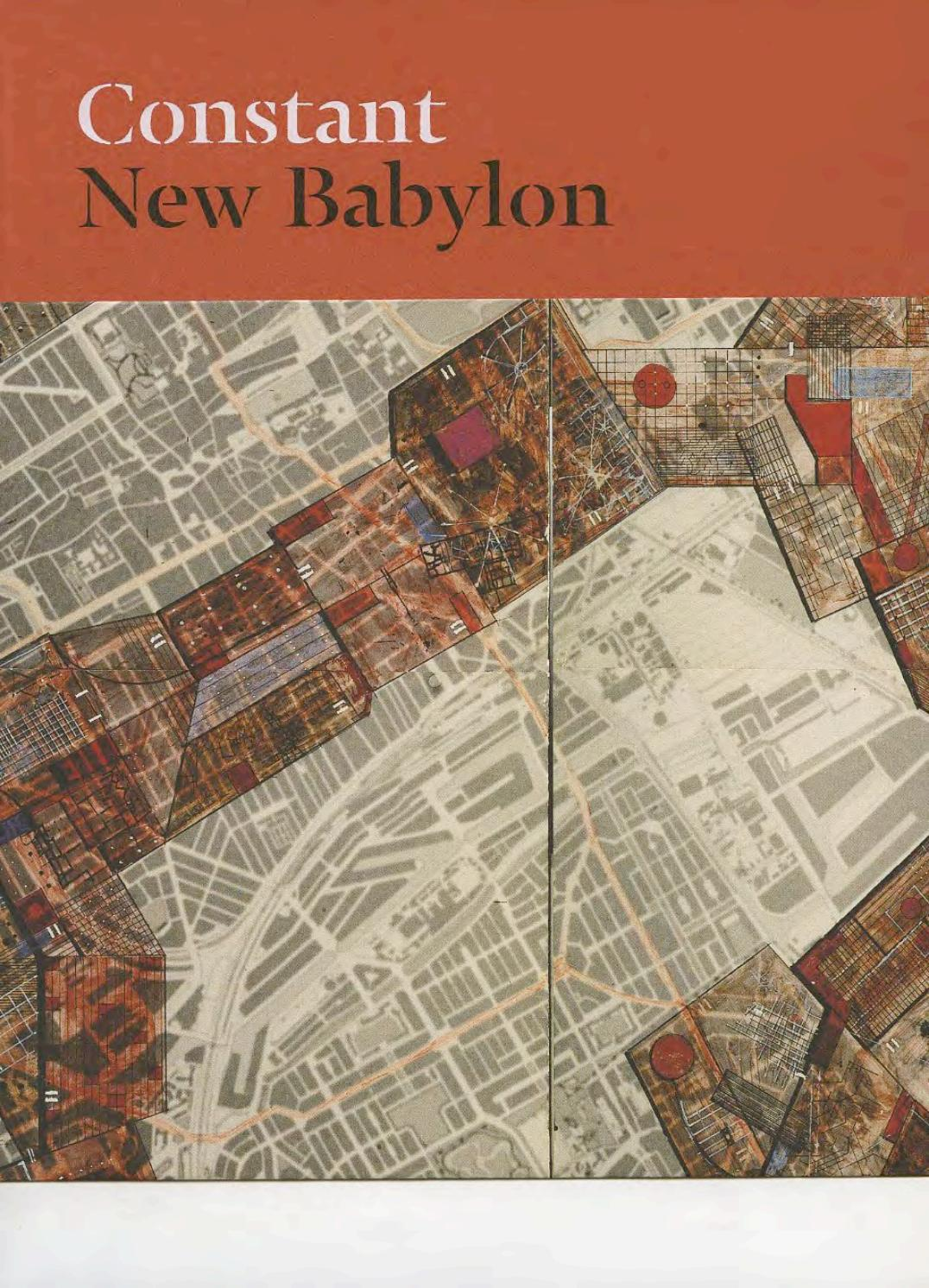 Constant  New Babylon by Museo Reina Sofía - issuu