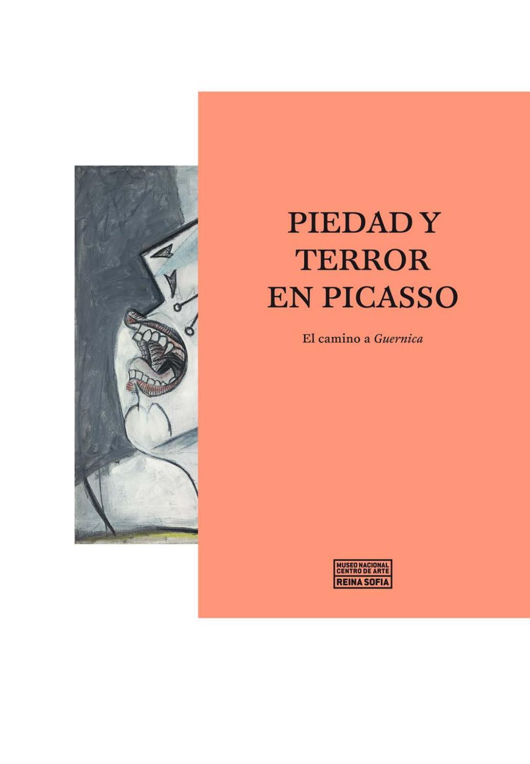 Catálogo Piedad Y Terror En Picasso By Museo Reina Sofía