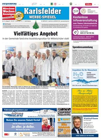 KW 48-2017 by Wochenanzeiger Medien GmbH - issuu 914945edc0
