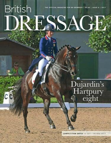 40e276a6a British Dressage - Issue 6 2017 by British Dressage - issuu