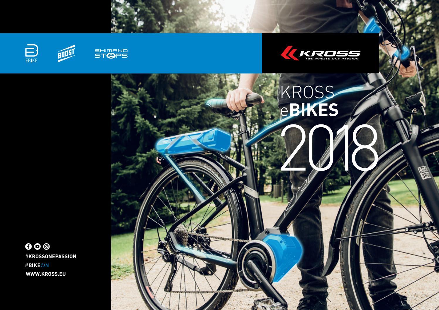 Kross ebike 2018 by Sim Sport - issuu
