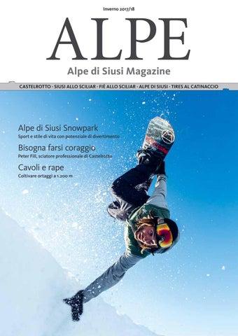 ALPE Inverno 2017 18 by Alpe di Siusi   Seiser Alm - issuu b2cafac1dc09