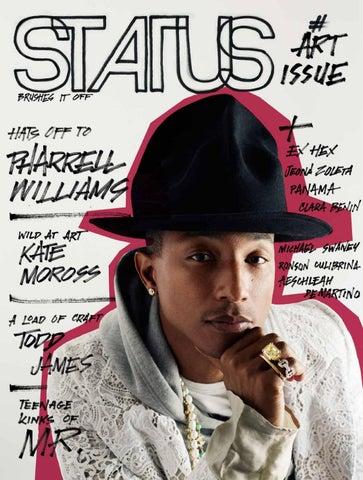 c298b204 Ronson Culibrina on Status Magazine by Jaymee Paloyo - issuu