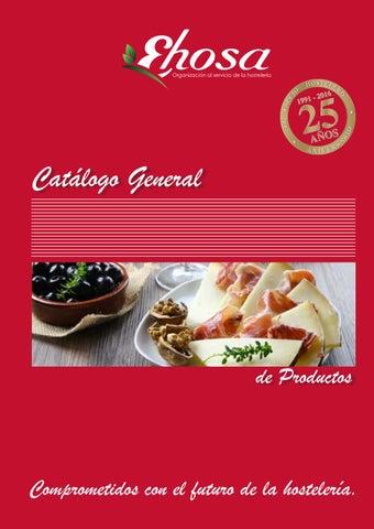 catalogo general de productos 2017 by ehosa issuu rh issuu com
