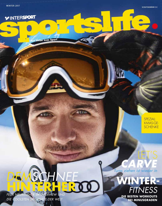 INTERSPORT KUHN SPORTSLIFE WINTER 2017 by Intersport Kuhn