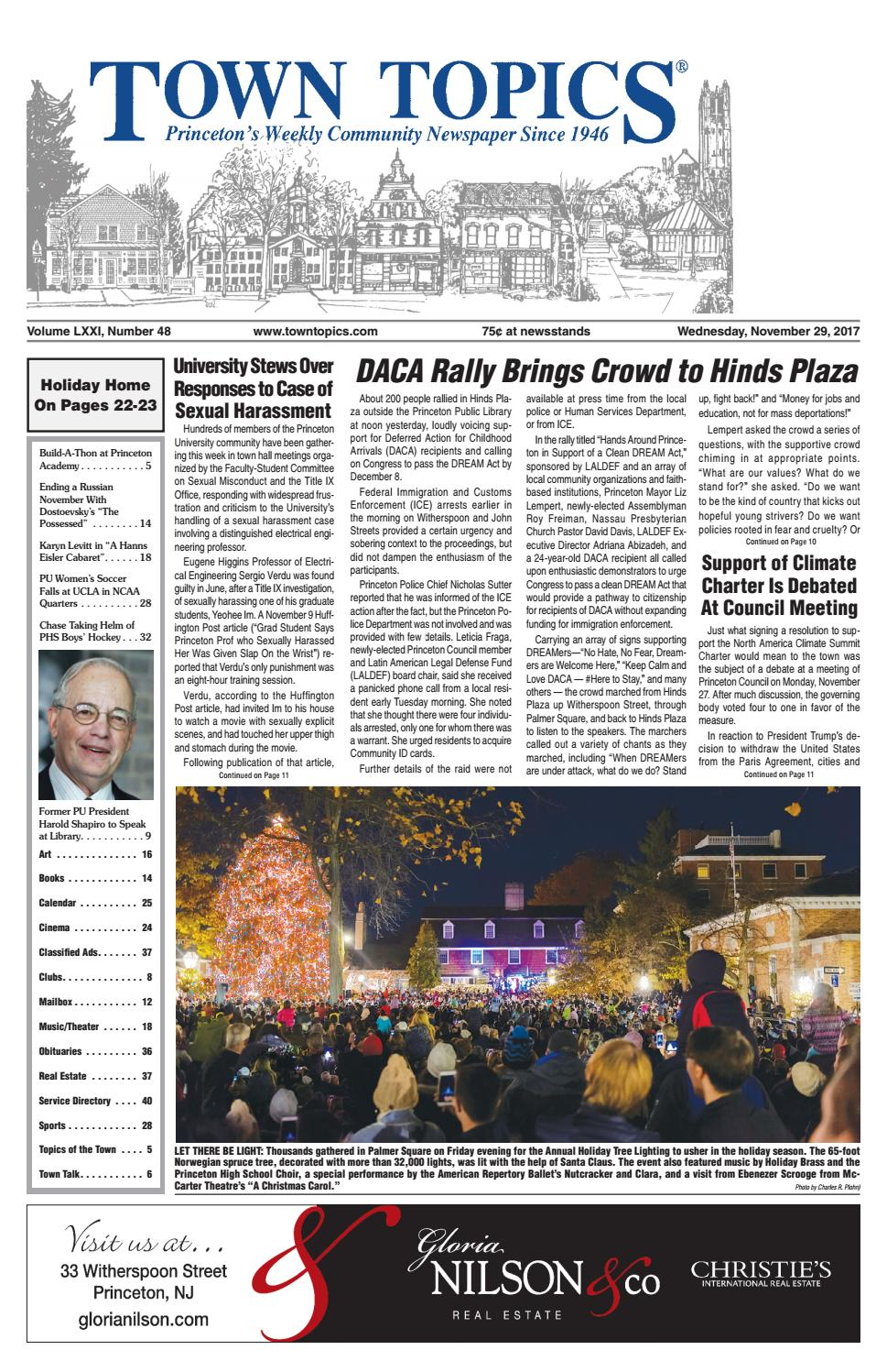 315ff442fd2 Town Topics Newspaper - November 29