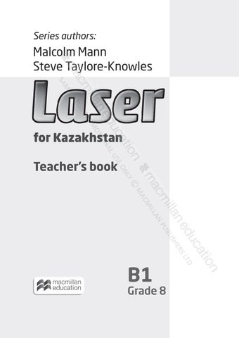 Laser B1+ New Edition Teachers Book
