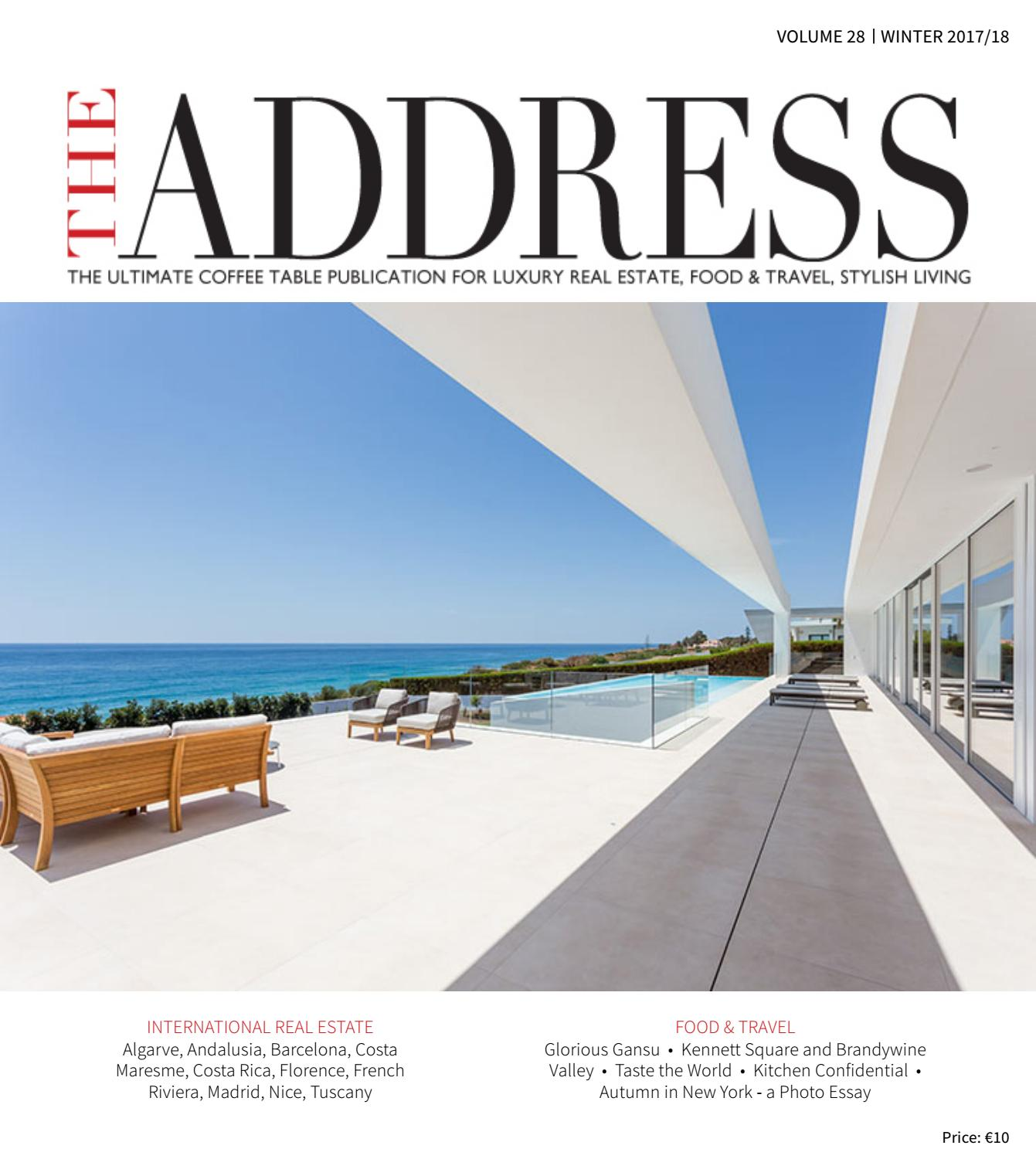 THE ADDRESS Volume 28 By Select International CB